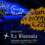 Dec 21 Live @ LA BUSSOLA - Pedara Ore 21:30